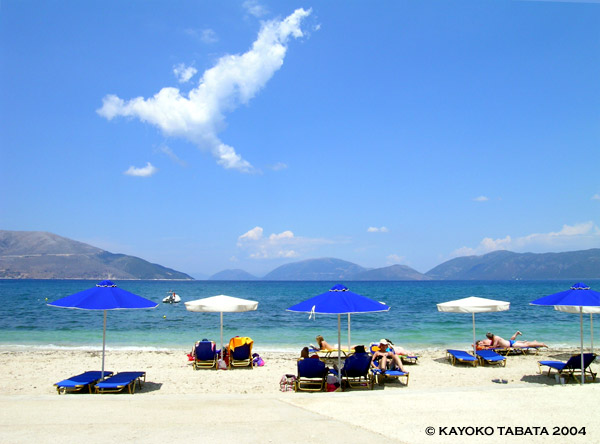 Sami Beach Hotel Kefalonia